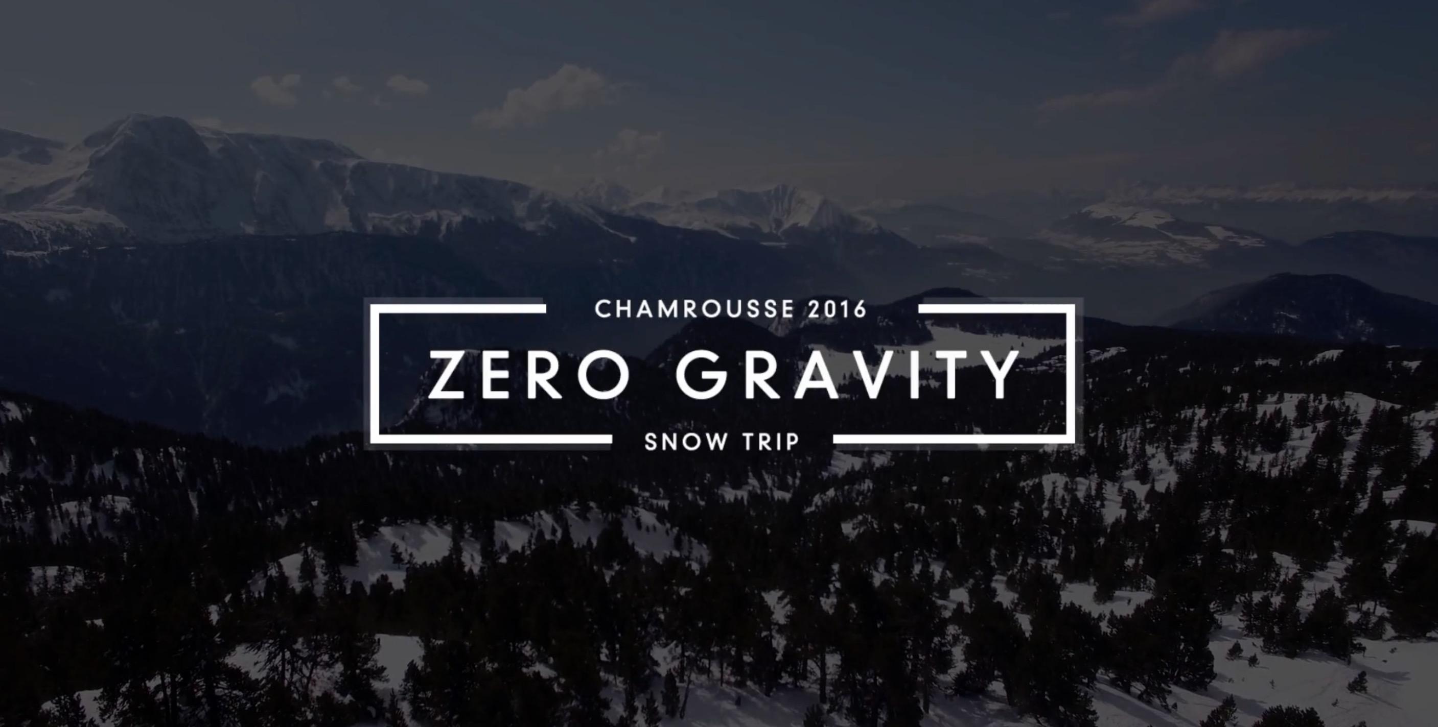 jak robic video zero gravity bo fajnie jest