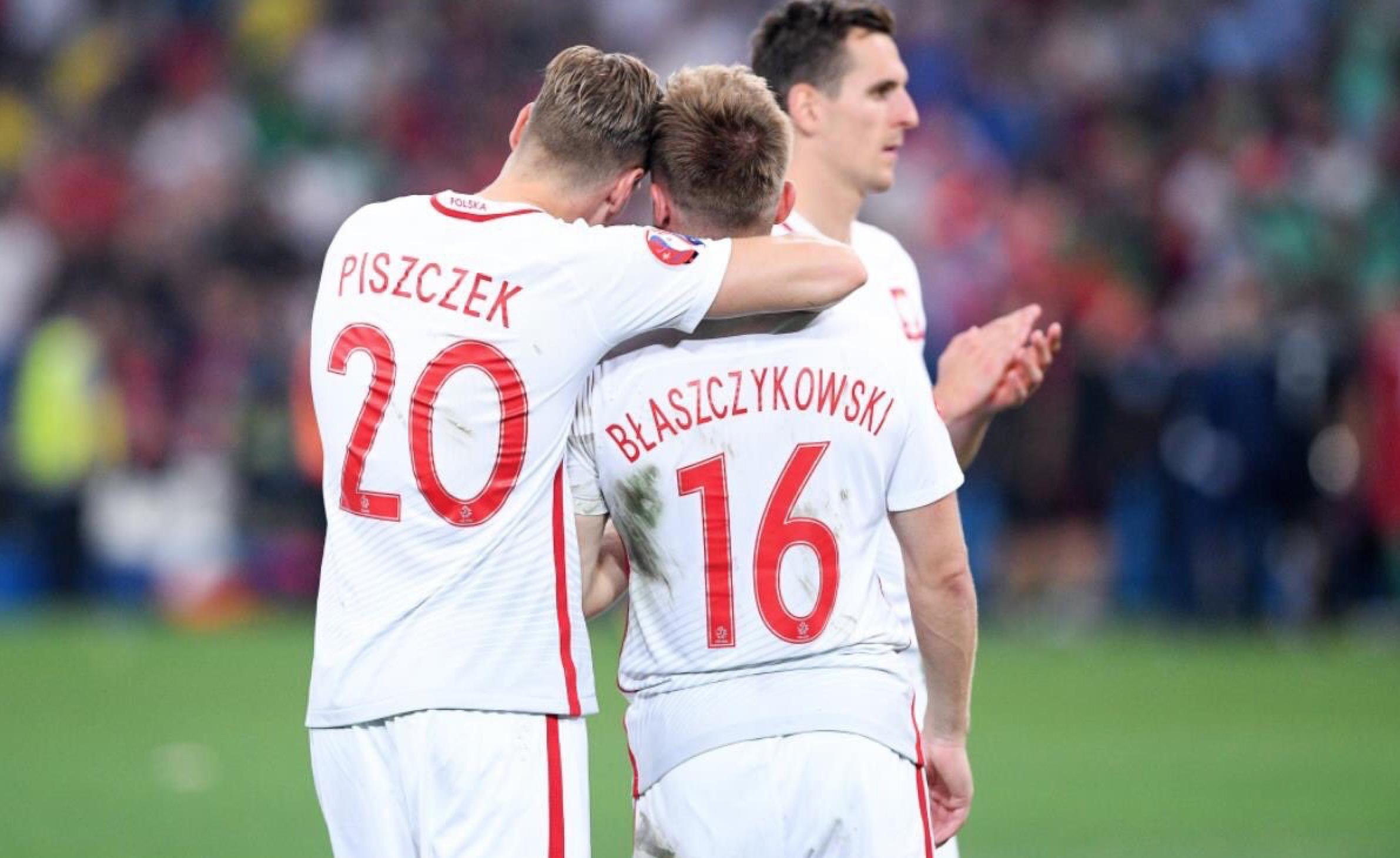 euro 2016 błaszczywkowski piszczek bo fajnie jest
